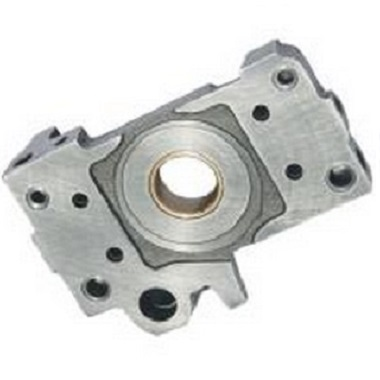 Hydraulic Lift Pump Plate With Bush ( Big )