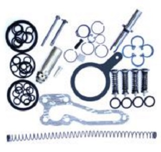 Hydraulic Pump Major Kit With Modified safety Valve