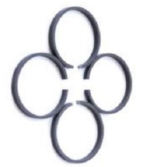 Hydraulic Pump Square Piston Ring