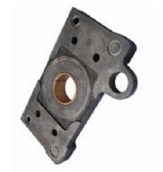 Hydraulic Plump Plate With Bush & Screw ( Small )