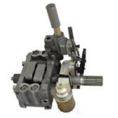 Hydraulic Lift Pump Assembly With Pressure Control Unit