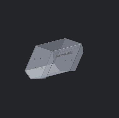 Steel Conveyor Bucket - 2